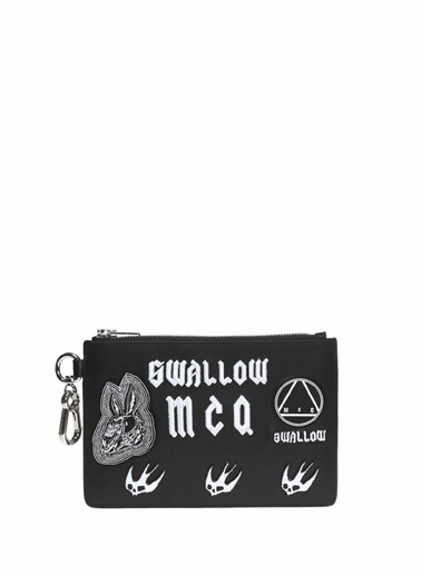 McQ Alexander McQueen Clutch / El Çantası Siyah